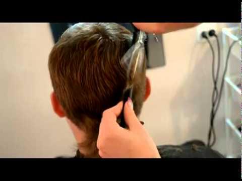 прически и стрижки видеоурок 2011
