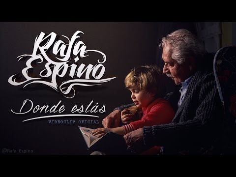 Rafa Espino - Donde Estás [VIDEOCLIP OFICIAL HD]