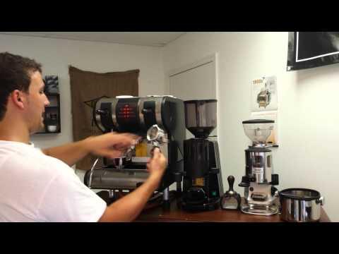 La San Marco – 95 Pract-E Espresso Machine