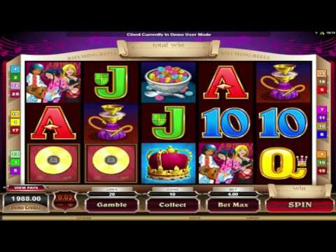 Free Rhyming Reels - Old King Cole Slot by Microgaming Video Preview | HEX