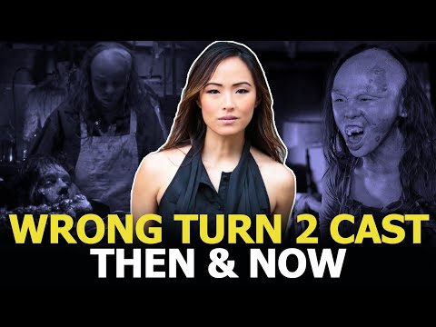 Wrong Turn 2: Dead End (2007) Cast | Then and Now 2020 HD