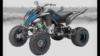 3. 2019 Yamaha Raptor 700R SE Top Speed Horsepower