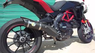 9. Ducati Multistrada 1200 Exhaust Video Comparison