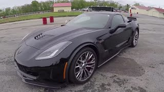 DSC Sport Tuned 2016 Corvette Z06 - (Track) One Take by The Smoking Tire