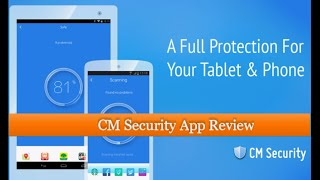 CM Security – video review