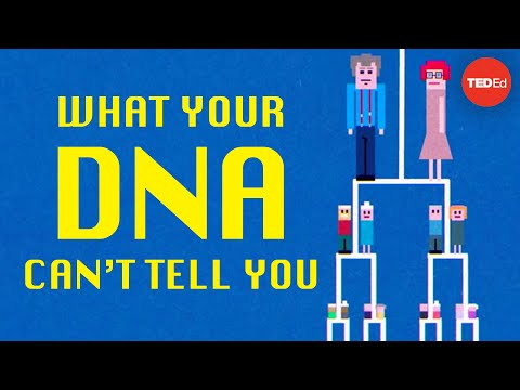 Play this video What can DNA tests really tell us about our ancestry? - Prosanta Chakrabarty