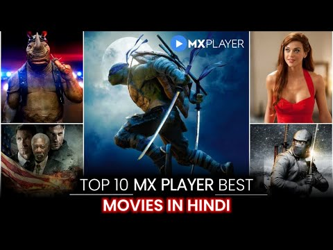 MX Player Movies: Top 10 Best Action & Adventure Hollywood Movies in Hindi | Watch Free Online
