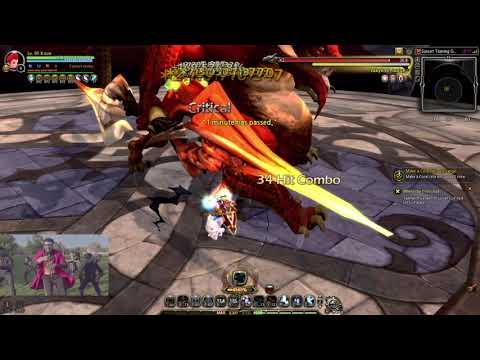 Dragon Nest NA - Gladiator STG 17