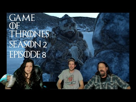 """Game of Thrones - Season 2 -Episode 8: """"The Prince of Winterfell"""" - REACTION"""