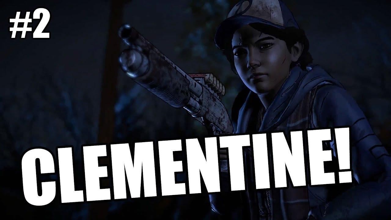 Ver POR FIN CLEMENTINE! – The Walking Dead (Temporada 3) A New Frontier #2 en Español Online