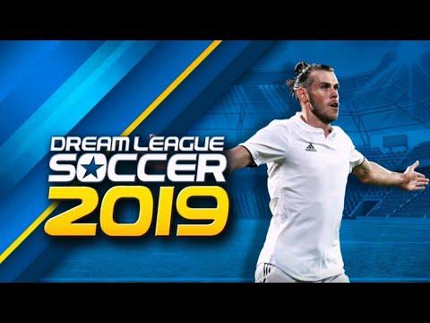 تحميل لعبة Dream League Soccer 2019 مهكرة للأندرويد
