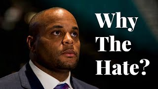 Video Why so much Hate for Daniel Cormier? MP3, 3GP, MP4, WEBM, AVI, FLV Oktober 2018