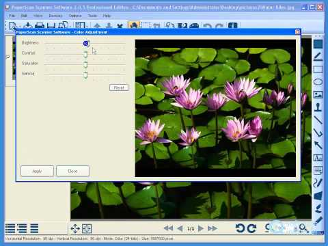 PaperScan Professional Edition - a first look