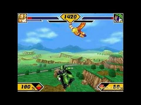 dragon ball z supersonic warriors 2 nintendo ds rom download