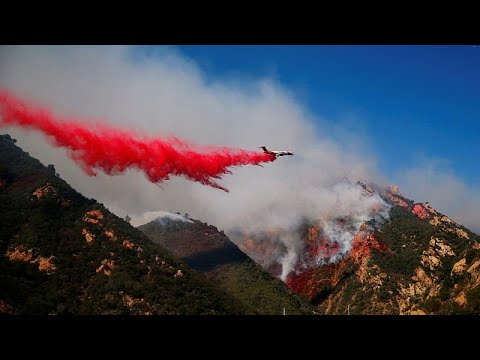 Καλιφόρνια: Mαίνεται ανεξέλεγκτη η φονική πυρκαγιά