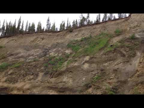 Permafrost Study in the Yukon River Basin