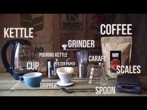 How to Make the Perfect Coffee with a 'Pour Over' Filter