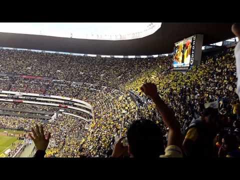 Vamos America HD vs Tigres. Campeón 2014 - Ritual Del Kaoz - América