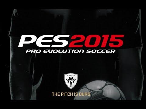 PES 2015 DEMO - Xbox 360 (Barcelona x Real Madrid)