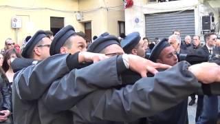 PROCESSIONE DEI MISTERI DI TRAPANI 2015