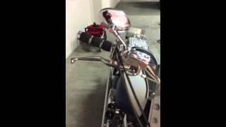 9. Yamaha Road star Silverado
