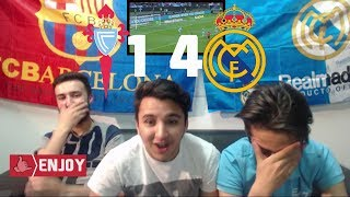 Video REAL MADRID BACK AT THE TOP OF LA LIGA - 1-4 HIGHLIGHTS LIVE REACTION MP3, 3GP, MP4, WEBM, AVI, FLV Agustus 2017
