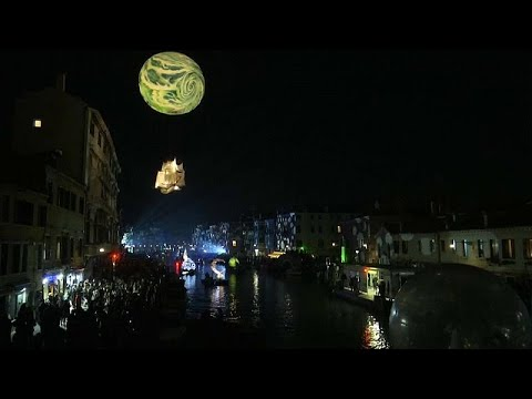 Πρεμιέρα για το καρναβάλι της Βενετίας (pics)