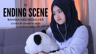 [INDO VER] IU - Ending Scene [Cover] by AmandaAemi