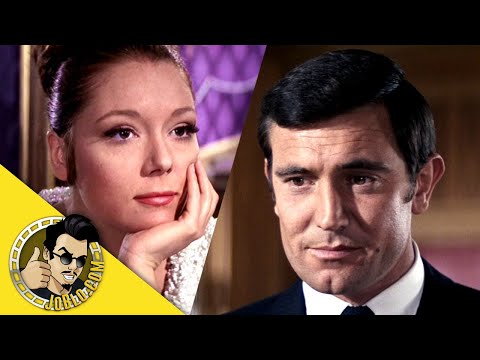George Lazenby's James Bond Revisited: On Her Majesty's Secret Service
