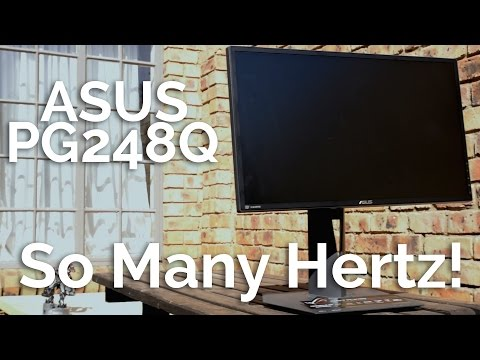 ASUS ROG Swift PG248Q - 180Hz G-Sync 1080P