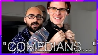 "Video ""Comedians"" on Hoverboards Getting Chicken McNuggets - Michael (Vsauce) MP3, 3GP, MP4, WEBM, AVI, FLV Juli 2018"