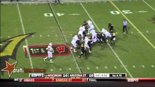 Will Sutton vs Wisconsin (2013)