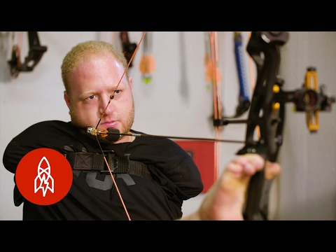 Shooting Arrows Without Arms