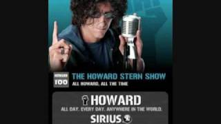 Howard Stern Show (10-20-2009)Howard done with stuttering john PART2.wmv
