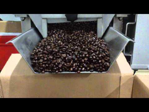 Podajnik wibracyjny - dozowanie kawy