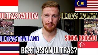Video BEST ASIAN ULTRAS? ULTRAS GARUDA v ULTRAS MALAYA v ULTRAS THAILAND v SINGA BRIGADE MP3, 3GP, MP4, WEBM, AVI, FLV September 2019