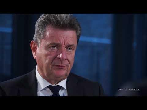OB Dr. Lutz Trümper im Gespräch: Ein Blick zurück auf 2018
