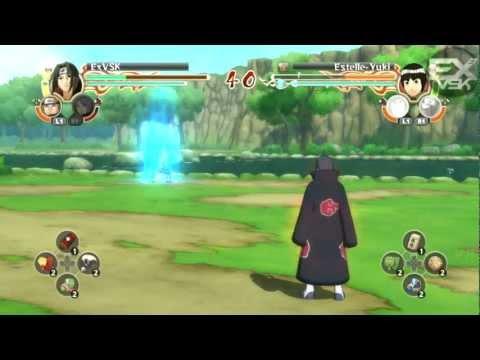 Naruto Shippuuden Ultimate Ninja Storm 2 Avec Estelle Yuki [FR][HD]