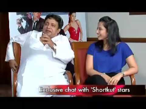 Arshad Warsi, Akshaye Khanna and Amrita Rao speak about Short-Kut
