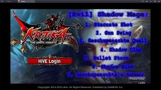 Video Kritika: The White Knights Shadow Mage Awakened Skills Preview (Red and Blue path) MP3, 3GP, MP4, WEBM, AVI, FLV September 2018