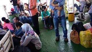 Video Suasana Kapal Feri Bali Lombok MP3, 3GP, MP4, WEBM, AVI, FLV Desember 2018