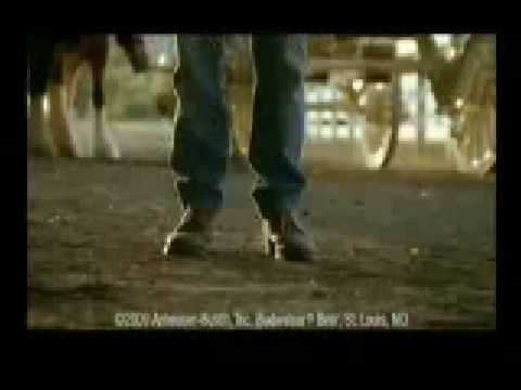 Budweiser Superbowl Commercial 2009 Ad – Clydesdales & Stick – Watch www NFL-Super-Bowls com