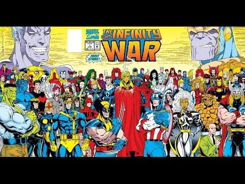 Infinity War Part 1: Infinity Gauntlet Aftermath