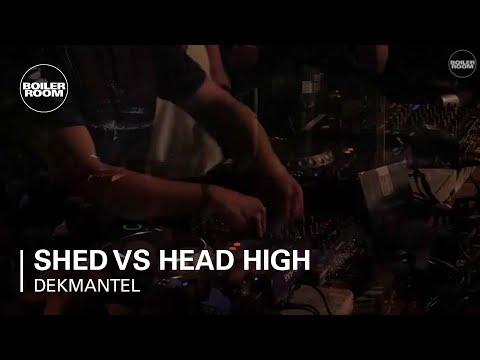 Shed vs Head High Boiler Room x Dekmantel Festival DJ Set
