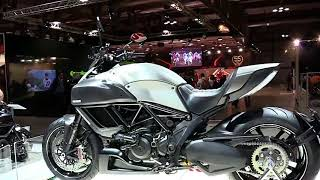 9. 2018 Ducati Diavel Titanium M Special Series Pro Lookaround Le Moto Around The World