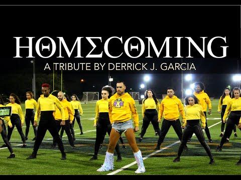 """Homecoming"" - A Beyonce Tribute by Derrick J. Garcia"