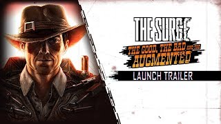 Trailer di lancio DLC The Good, the Bad, and the Augmented