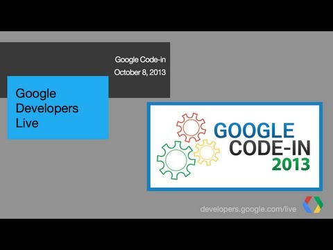 "Google Code-in Is the ""Summer of Code"" for Highschool Students"