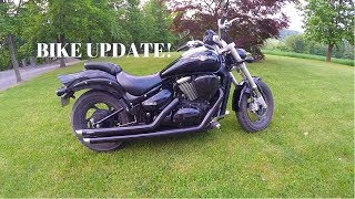 9. 2009 Suzuki Boulevard M50 Update, Episode 1