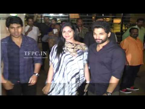Chiranjeevi 61st Birthday party at Park Hyatt | TFPC